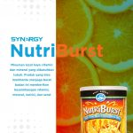 Nutriburst sumber vitamin dan mineral tubuh