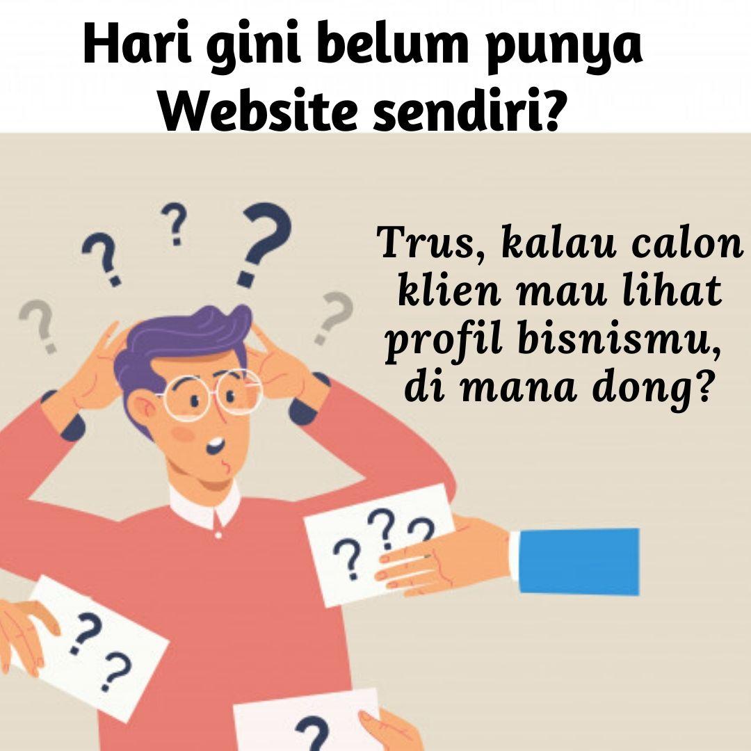 Manfaat Memiliki Website Sendiri