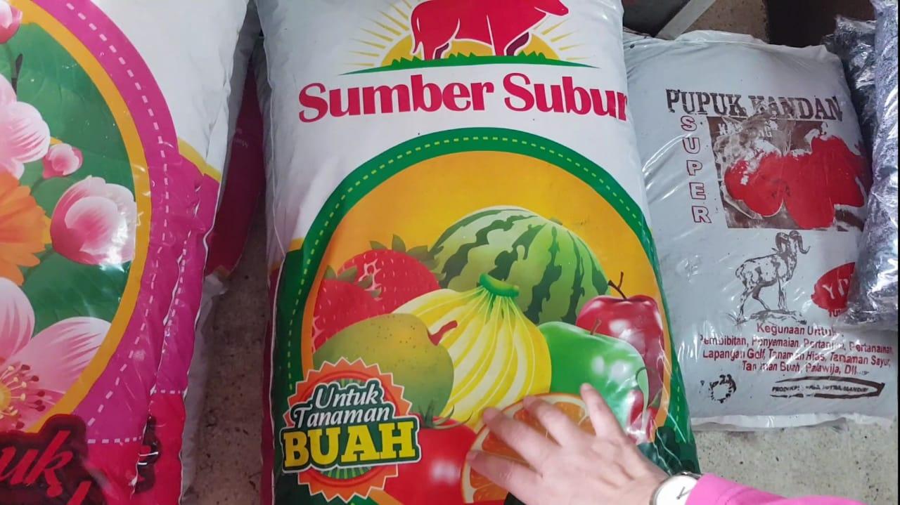 Jual Pupuk Tanaman Bunga dan Buah di Bogor