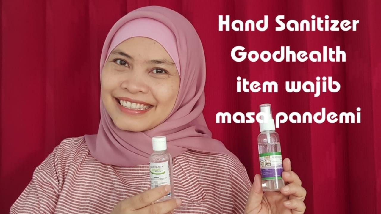 Jual Hand Sanitizer Goodhealth